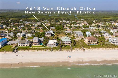 Photo of 4618 Van Kleeck Drive, New Smyrna Beach, FL 32169 (MLS # 1060566)