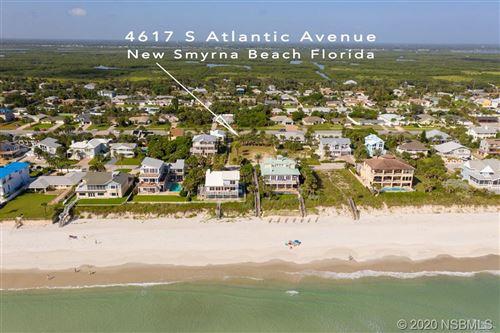 Photo of 4617 S Atlantic Avenue, New Smyrna Beach, FL 32169 (MLS # 1060569)
