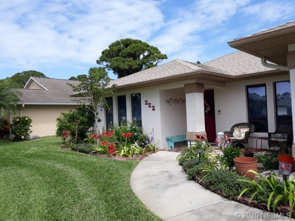 Photo of 222 Golf Club Drive, New Smyrna Beach, FL 32168 (MLS # 1061573)