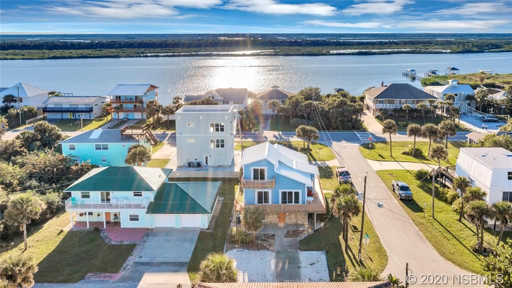 Photo of 7000 S Atlantic Avenue, New Smyrna Beach, FL 32169 (MLS # 1061584)