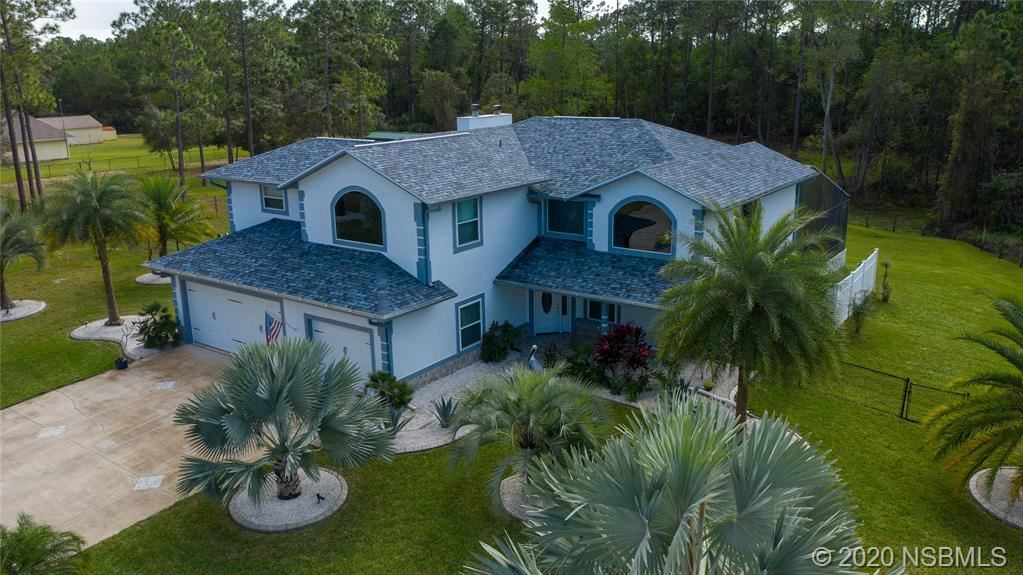 Photo of 4142 Budd Road, New Smyrna Beach, FL 32168 (MLS # 1061586)