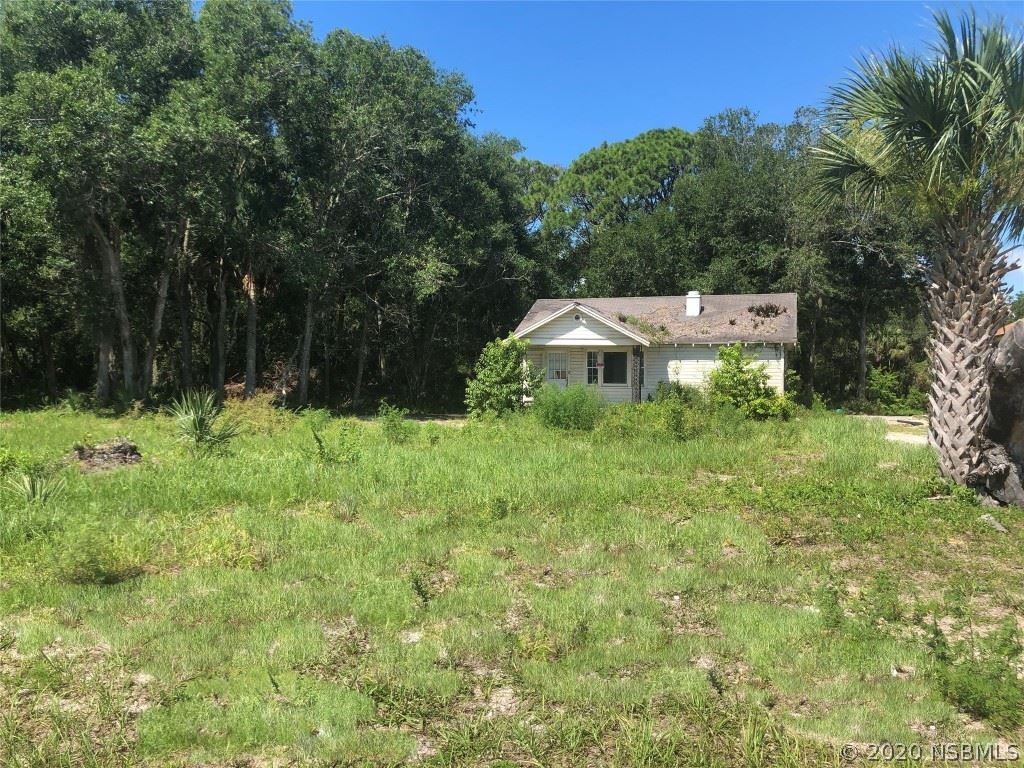Photo of 2794 S Ridgewood Avenue, Edgewater, FL 32141 (MLS # 1061588)