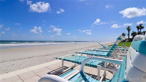 Photo of 4501 S Atlantic Avenue #403, New Smyrna Beach, FL 32169 (MLS # 1061591)