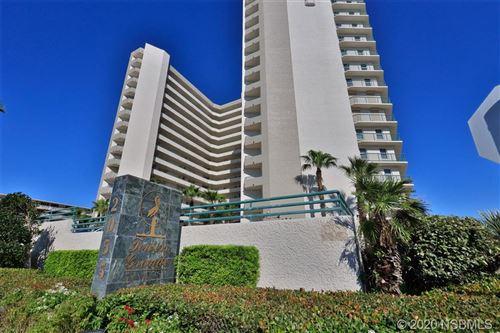 Photo of 2055 S Atlantic Avenue #608, Daytona Beach Shores, FL 32118 (MLS # 1061593)