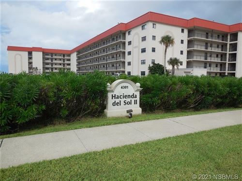 Photo of 4301 S Atlantic Avenue #4050, New Smyrna Beach, FL 32169 (MLS # 1063615)
