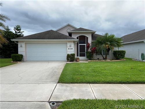 Photo of 516 Coral Trace Boulevard, Edgewater, FL 32132 (MLS # 1063623)