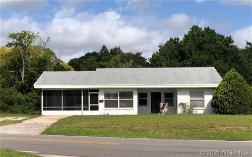 Photo of 2530 Travelers Palm Drive, Edgewater, FL 32141 (MLS # 1063624)