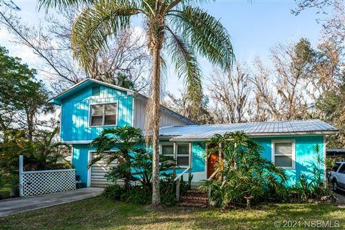 Photo of 2195 Doster Drive, New Smyrna Beach, FL 32168 (MLS # 1063631)