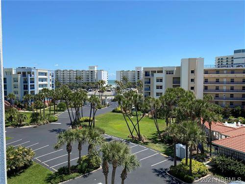 Photo of 5300 S Atlantic Avenue #7505, New Smyrna Beach, FL 32169 (MLS # 1063651)