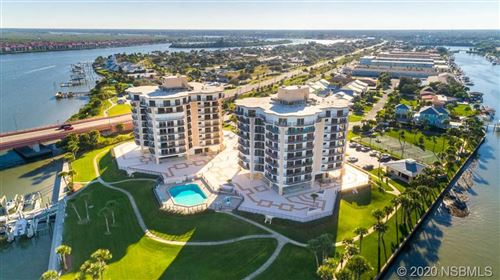 Photo of 501 N Causeway #505, New Smyrna Beach, FL 32169 (MLS # 1060653)