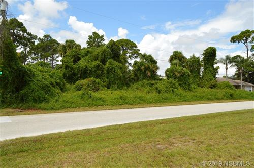 Photo of 0 Fern Palm Drive, Edgewater, FL 32141 (MLS # 1052666)