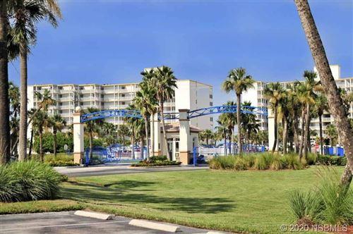 Photo of 5300 S Atlantic Avenue #17406, New Smyrna Beach, FL 32169 (MLS # 1057675)