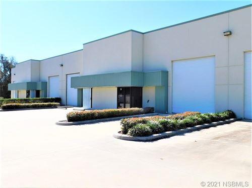 Photo of 210 Parktowne Boulevard #5, Edgewater, FL 32132 (MLS # 1062676)