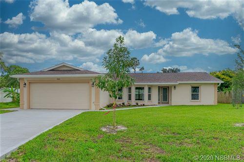 Photo of 3303 VICTORY PALM Drive, Edgewater, FL 32141 (MLS # 1060680)