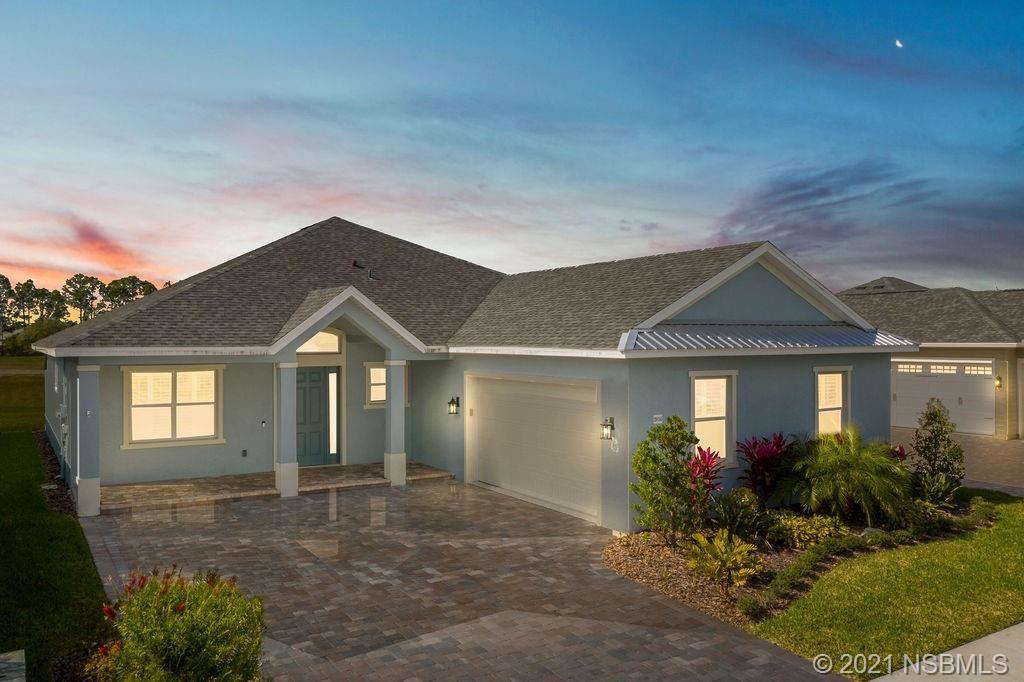 Photo of 2816 Sienna View Terrace Court, New Smyrna Beach, FL 32168 (MLS # 1062689)