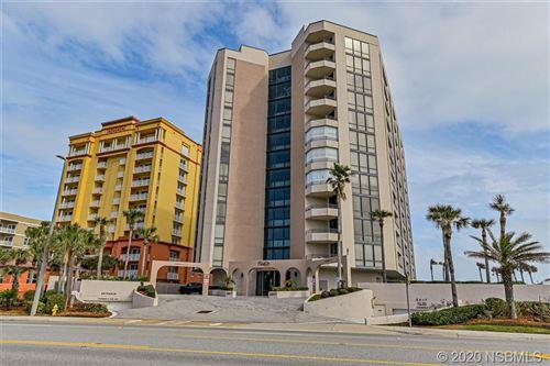 Photo of 2917 S Atlantic Avenue #4020, Daytona Beach Shores, FL 32118 (MLS # 1060694)