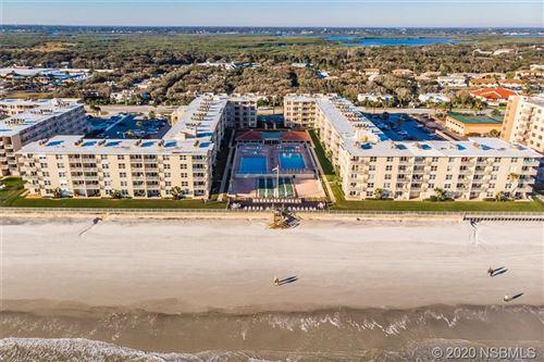 Photo of 4151 S Atlantic Avenue #314, New Smyrna Beach, FL 32169 (MLS # 1060695)