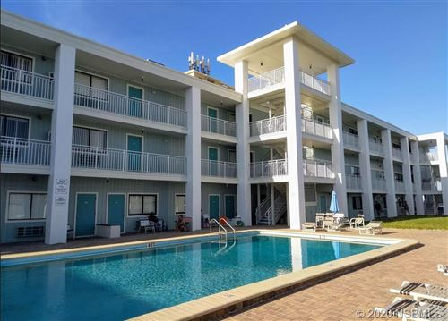 Photo of 3509 S atlantic Avenue #303, New Smyrna Beach, FL 32169 (MLS # 1060702)
