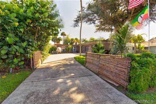 Photo of 4611 Saxon Drive, New Smyrna Beach, FL 32169 (MLS # 1060708)