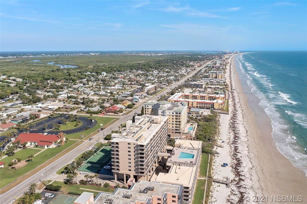 Photo of 4139 S Atlantic Avenue #B709, New Smyrna Beach, FL 32169 (MLS # 1063710)