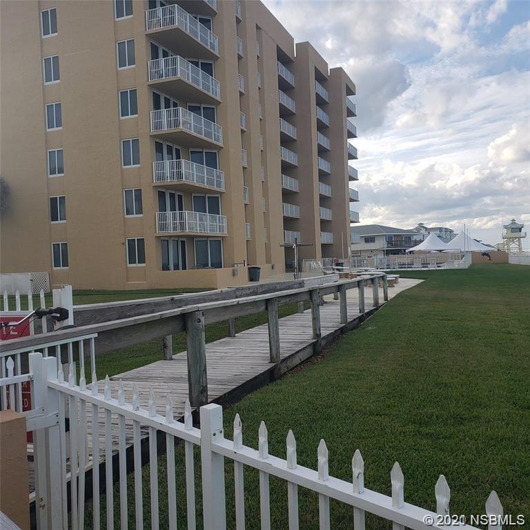 Photo of 421 S Atlantic Avenue #605, New Smyrna Beach, FL 32169 (MLS # 1065735)