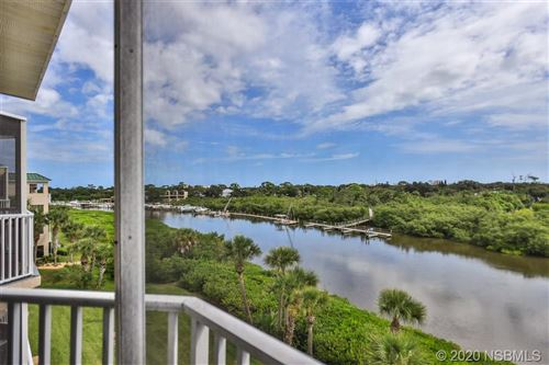 Photo of 426 Bouchelle Drive #404, New Smyrna Beach, FL 32169 (MLS # 1060755)