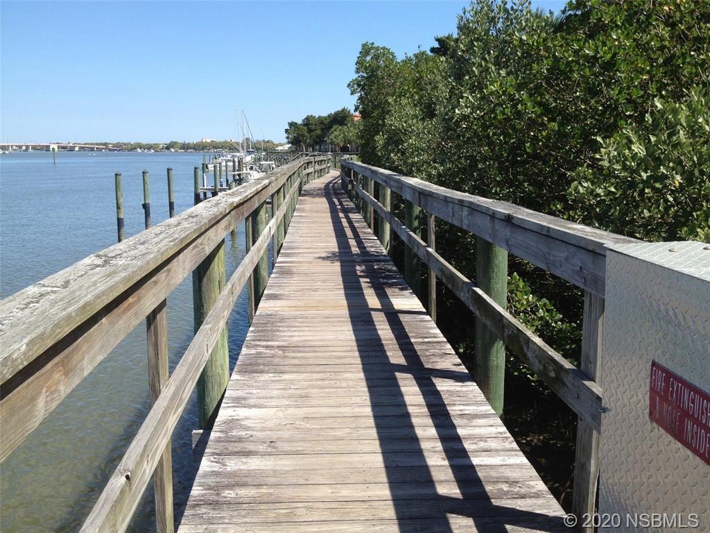 Photo of 426 Bouchelle Drive #404, New Smyrna Beach, FL 32169 (MLS # 1060755)