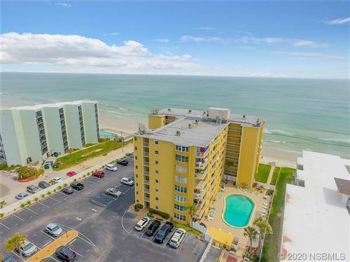 Photo of 3501 S Atlantic Avenue #7010, New Smyrna Beach, FL 32169 (MLS # 1057768)