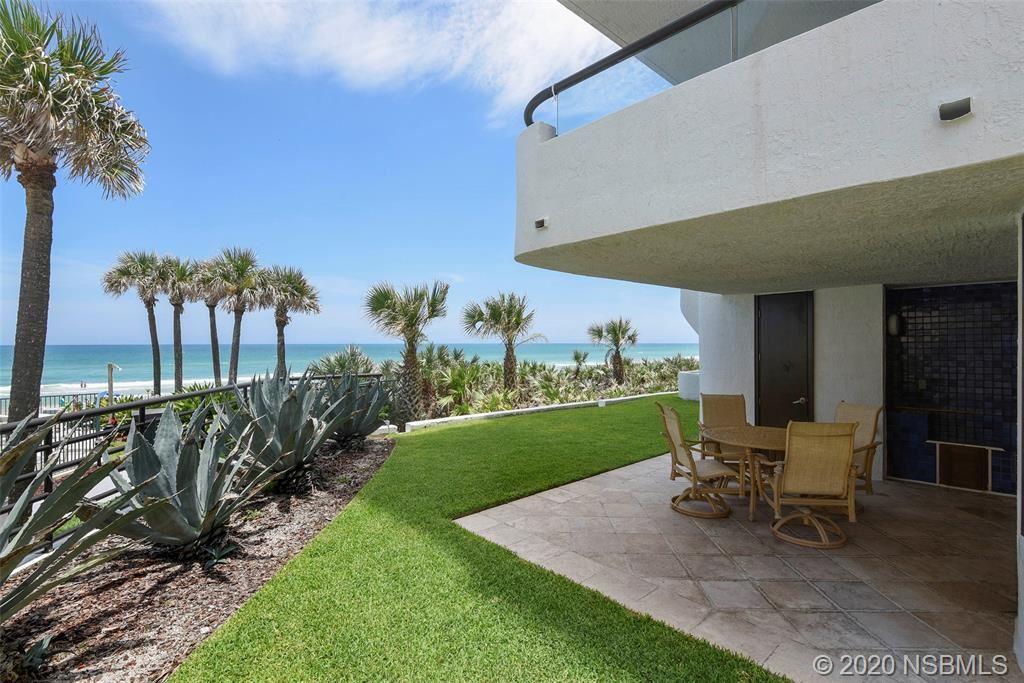 Photo of 5255 S Atlantic Avenue #101, New Smyrna Beach, FL 32169 (MLS # 1058775)