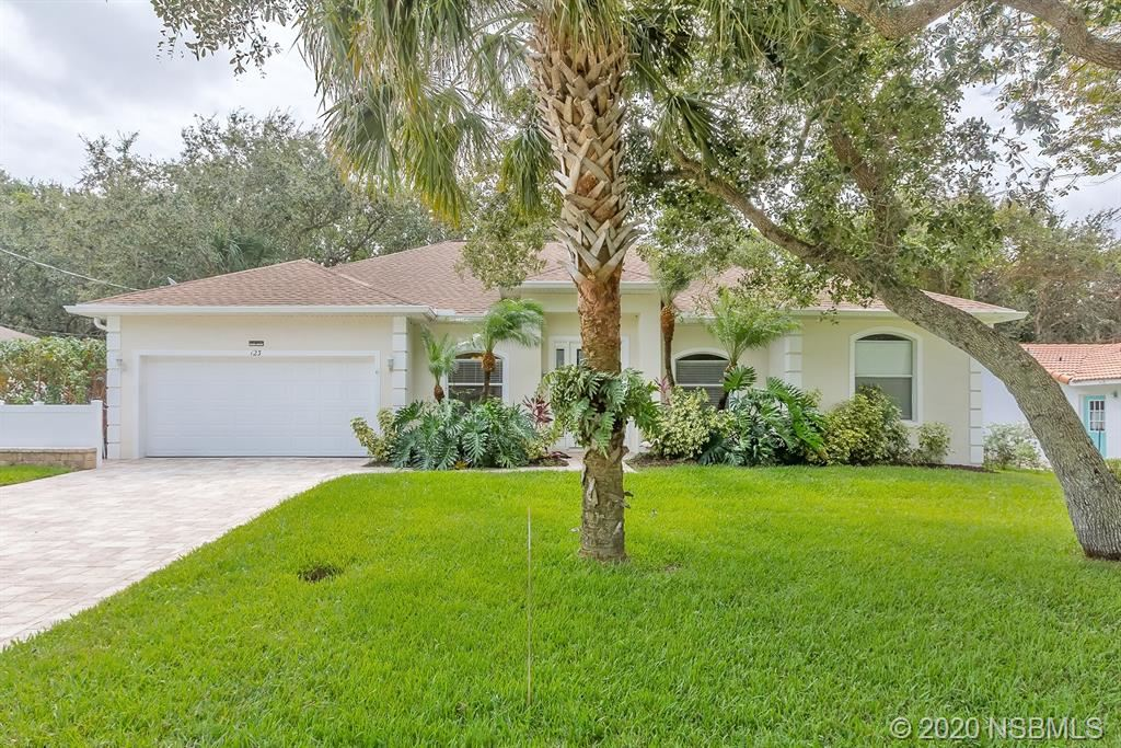 Photo of 123 Ponce Terrace, Ponce Inlet, FL 32127 (MLS # 1060783)
