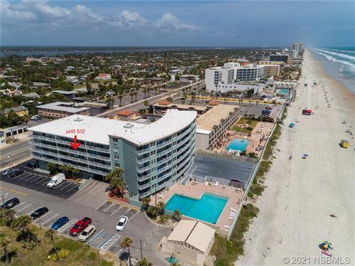 Photo of 800 N Atlantic Avenue #512, Daytona Beach, FL 32118 (MLS # 1062791)
