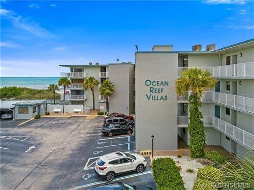 Photo of 1571 S Atlantic Avenue #2120, New Smyrna Beach, FL 32169 (MLS # 1057805)