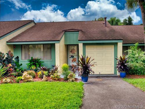 Photo of 113 Club House Boulevard, New Smyrna Beach, FL 32168 (MLS # 1058807)