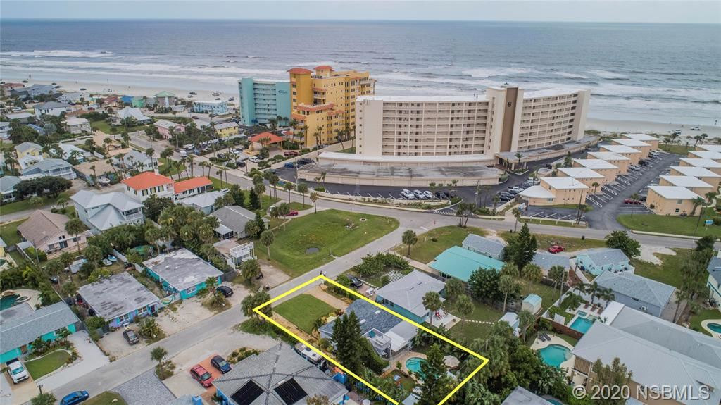 Photo of 311 Normandy Avenue, New Smyrna Beach, FL 32169 (MLS # 1060807)