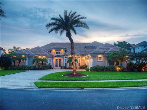 Photo of 134 Mangrove Estates Circle, New Smyrna Beach, FL 32168 (MLS # 1058812)