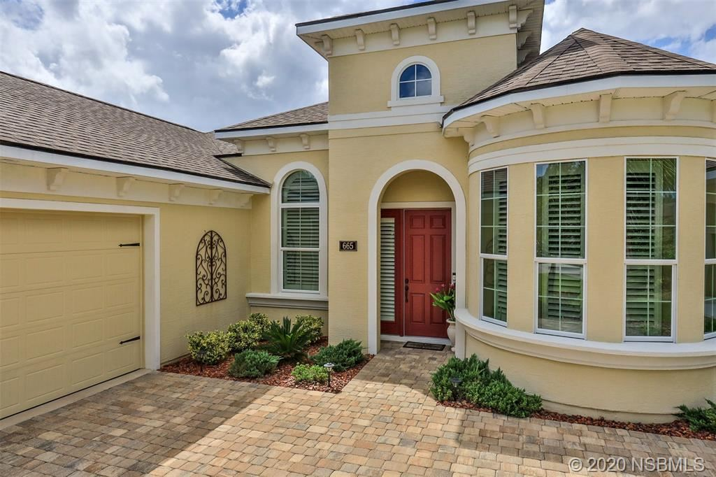 Photo of 665 Southlake Drive, Ormond Beach, FL 32174 (MLS # 1060812)