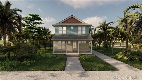 Photo of 2706 S Atlantic Avenue, New Smyrna Beach, FL 32169 (MLS # 1060814)