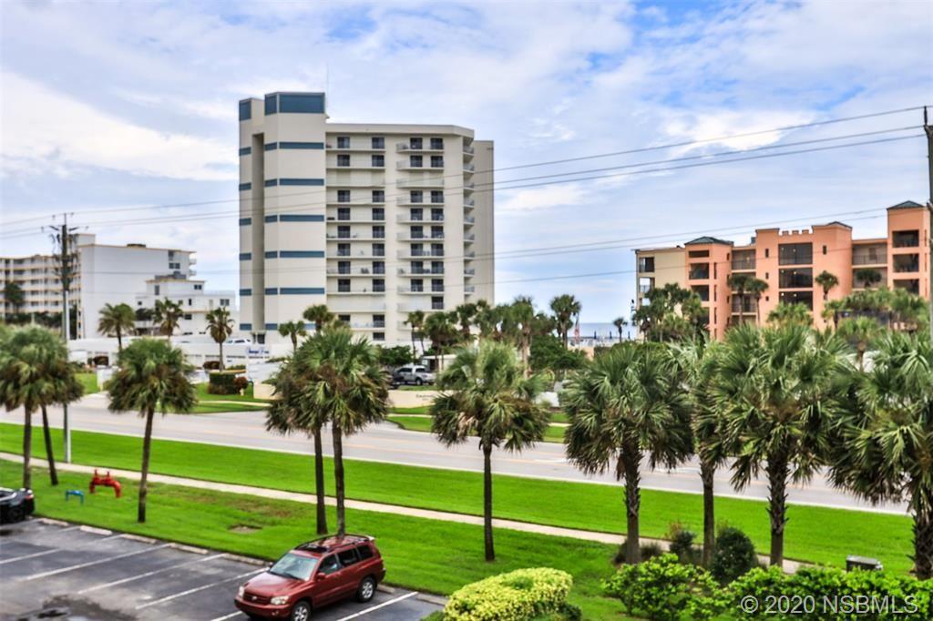 Photo of 5300 S Atlantic Avenue #12303, New Smyrna Beach, FL 32169 (MLS # 1060815)