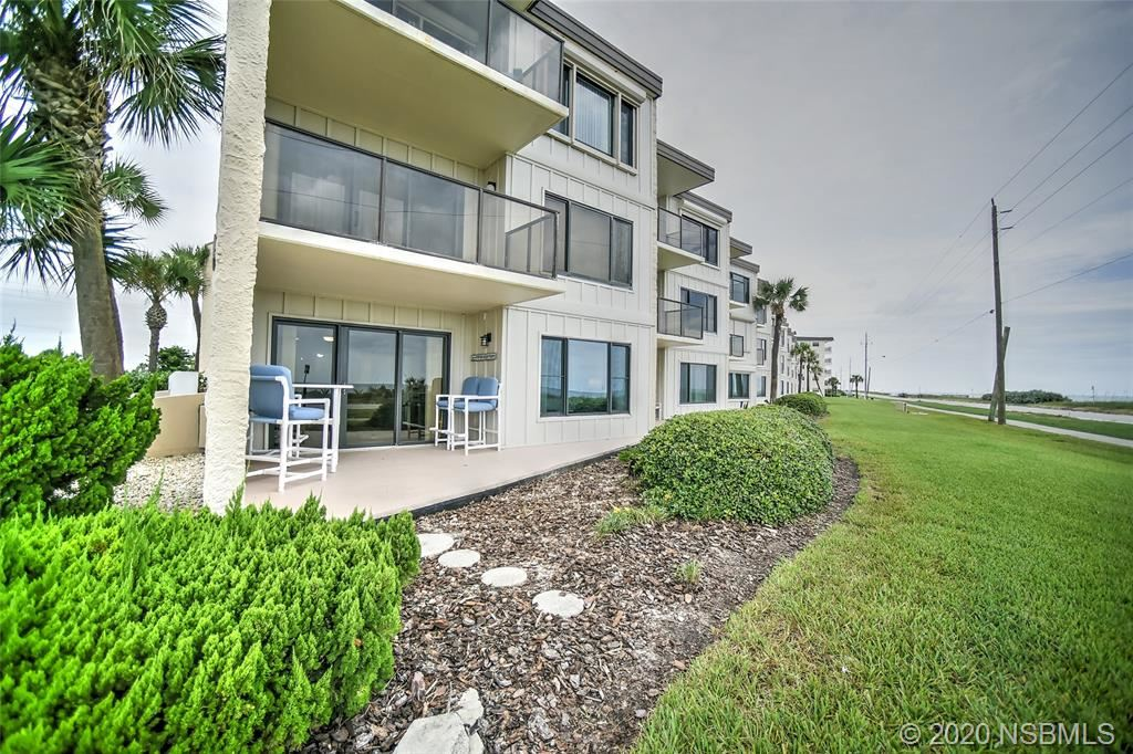 Photo of 2600 Ocean Shore Boulevard #101, Ormond Beach, FL 32176 (MLS # 1060823)