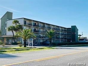 Photo of 3700 S Atlantic Avenue #406, New Smyrna Beach, FL 32169 (MLS # 1057826)