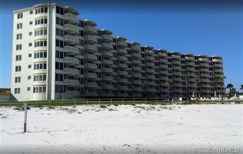 Photo of 601 N Atlantic Avenue #402, New Smyrna Beach, FL 32169 (MLS # 1057834)