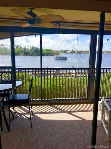 Photo of 456 Bouchelle Drive #201, New Smyrna Beach, FL 32169 (MLS # 1059840)