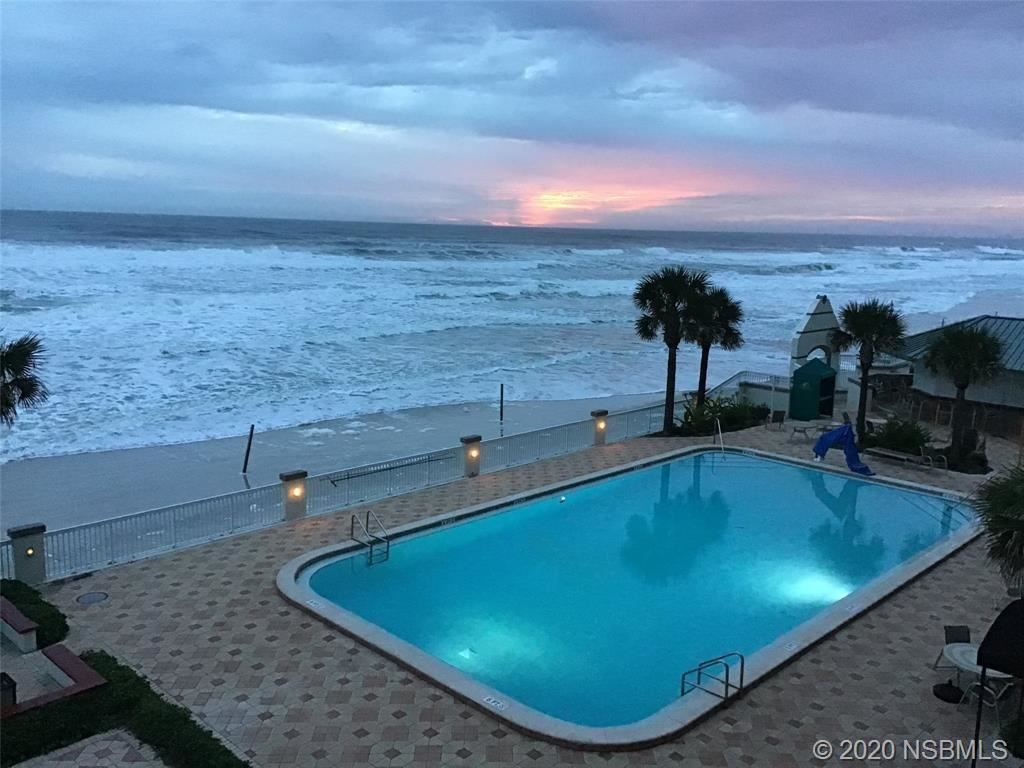 Photo of 2700 N Atlantic Avenue #254, Daytona Beach, FL 32118 (MLS # 1059842)