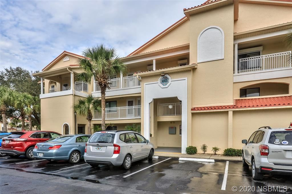 Photo of 448 Bouchelle Drive #301, New Smyrna Beach, FL 32169 (MLS # 1059843)