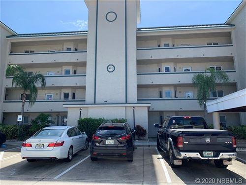Photo of 420 Bouchelle Drive #303, New Smyrna Beach, FL 32169 (MLS # 1060844)