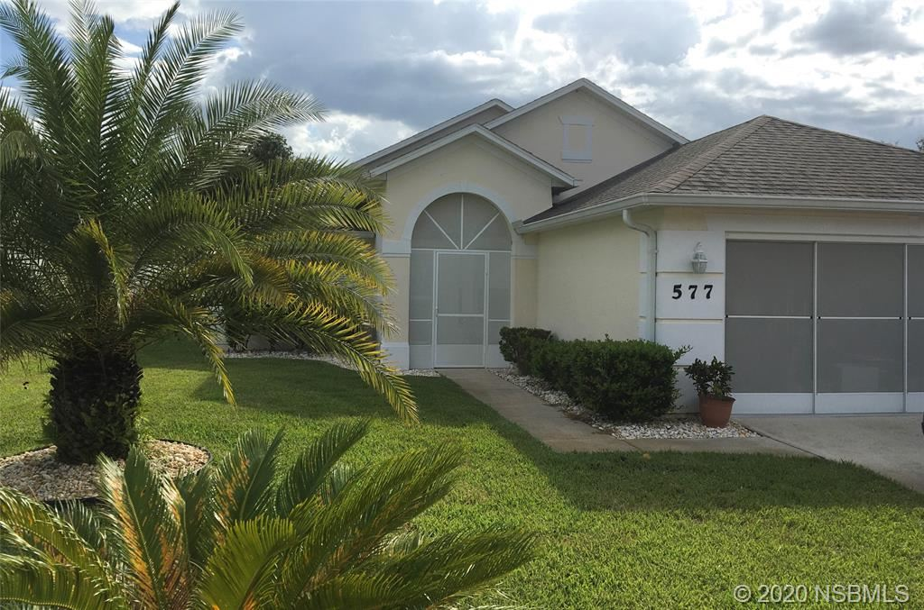 Photo of 577 Coral Trace Boulevard, Edgewater, FL 32132 (MLS # 1059847)