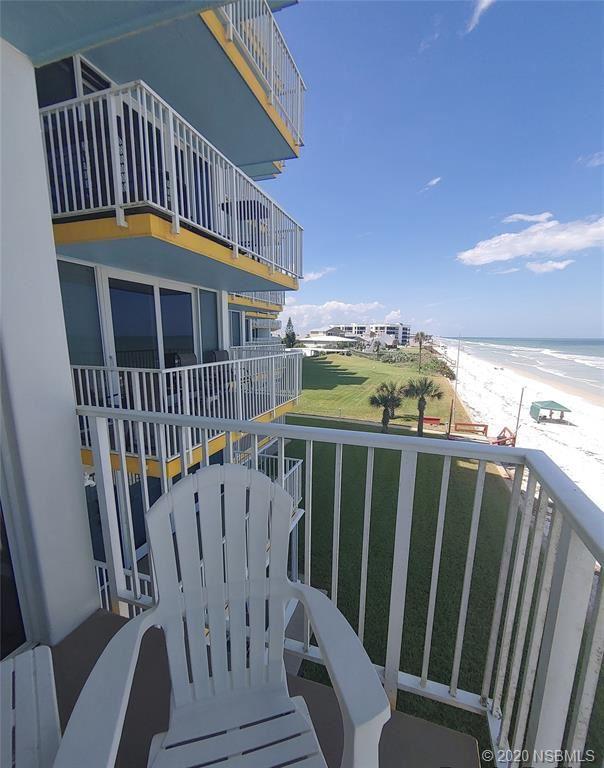 Photo of 5203 S Atlantic Avenue #314B, New Smyrna Beach, FL 32169 (MLS # 1060847)
