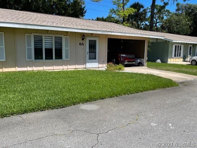 Photo of 6A Country Club Drive #61, New Smyrna Beach, FL 32168 (MLS # 1065847)