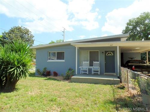 Photo of 447 8th Street, Holly Hill, FL 32117 (MLS # 1057855)
