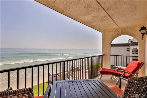 Photo of 4495 S Atlantic Avenue #304N, New Smyrna Beach, FL 32169 (MLS # 1057856)
